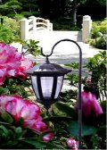 Solar light, accent
