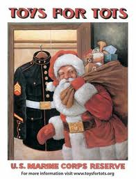 Marine Corp Reserve Toys For Tots