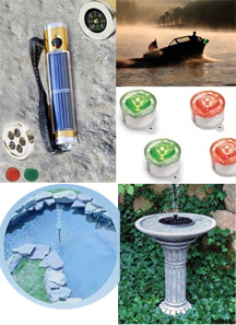 Solar Gifts for Outdoor Folks, Including Gardeners