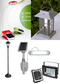 Take Solar Lights Inside