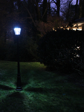 Great Solar Lamp for Residential Purposes