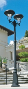 Commercial Solar Lamps Great for Any Campus!