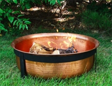 use fire pits safely