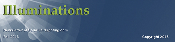 Illuminations Newsletter Banner