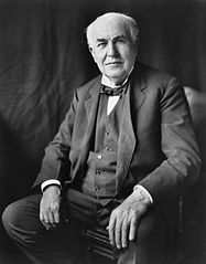 Thomas Edison Made First Commercially Practical Incandescent Bulb