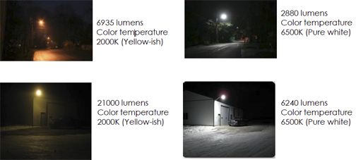 With LEDs, Lumens Aren't Everything