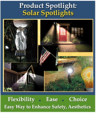 Featured products - solar spotlights at http://www.solarflairlighting.com/content-categories/cat-261/solar_spot_lights.html