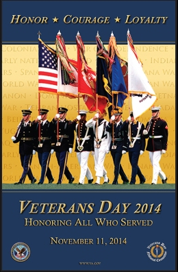 Thanks to Vets, Active Service Men, Women and Families