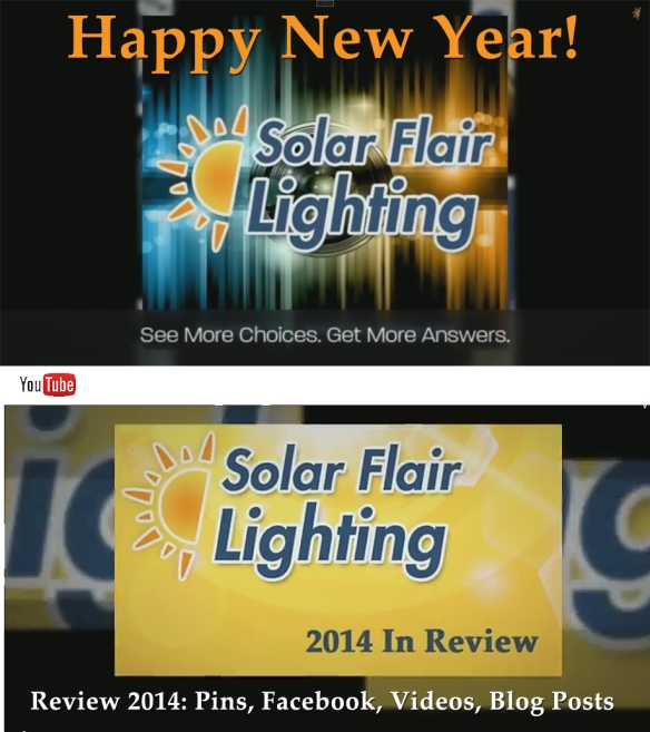 Happy New Year, Review 2014 with quick video