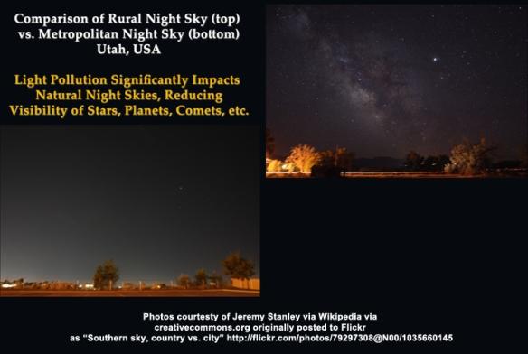 light_pollution_rural_vs_metro_areas_of_Utah