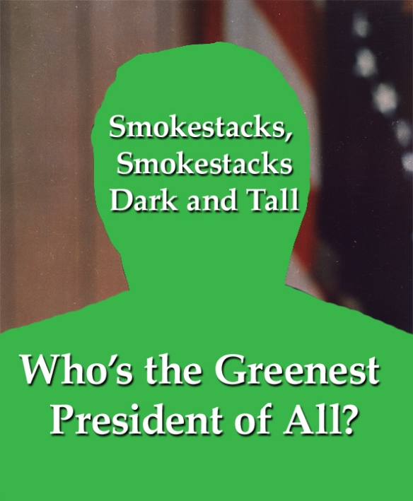 Who do we think is the Greenest President