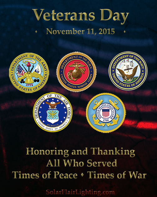Veterans Day 2015 Poster